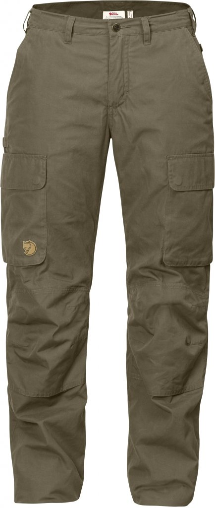 FjallRaven Brenner Pro Winter Trousers W Taupe-30