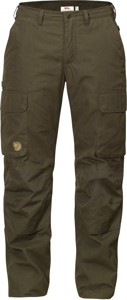 FjallRaven Brenner Pro Winter Trousers W Dark Olive-30