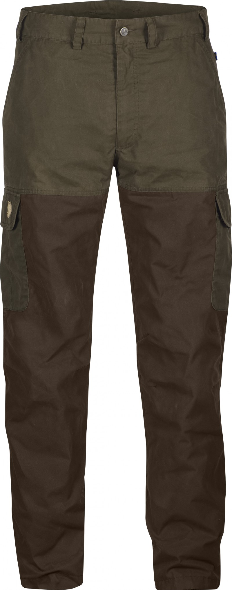 FjallRaven Brenner Trousers Brown-30