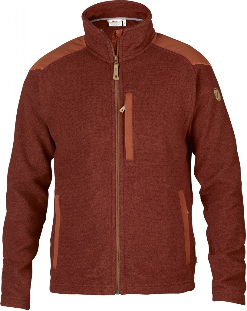 FjallRaven Buck Fleece Autumn Leaf-30