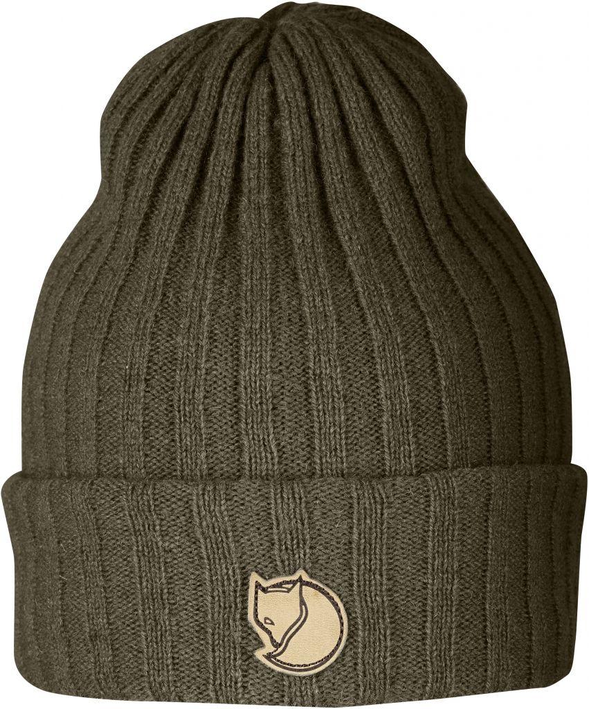 FjallRaven Byron Hat Dark Olive-30