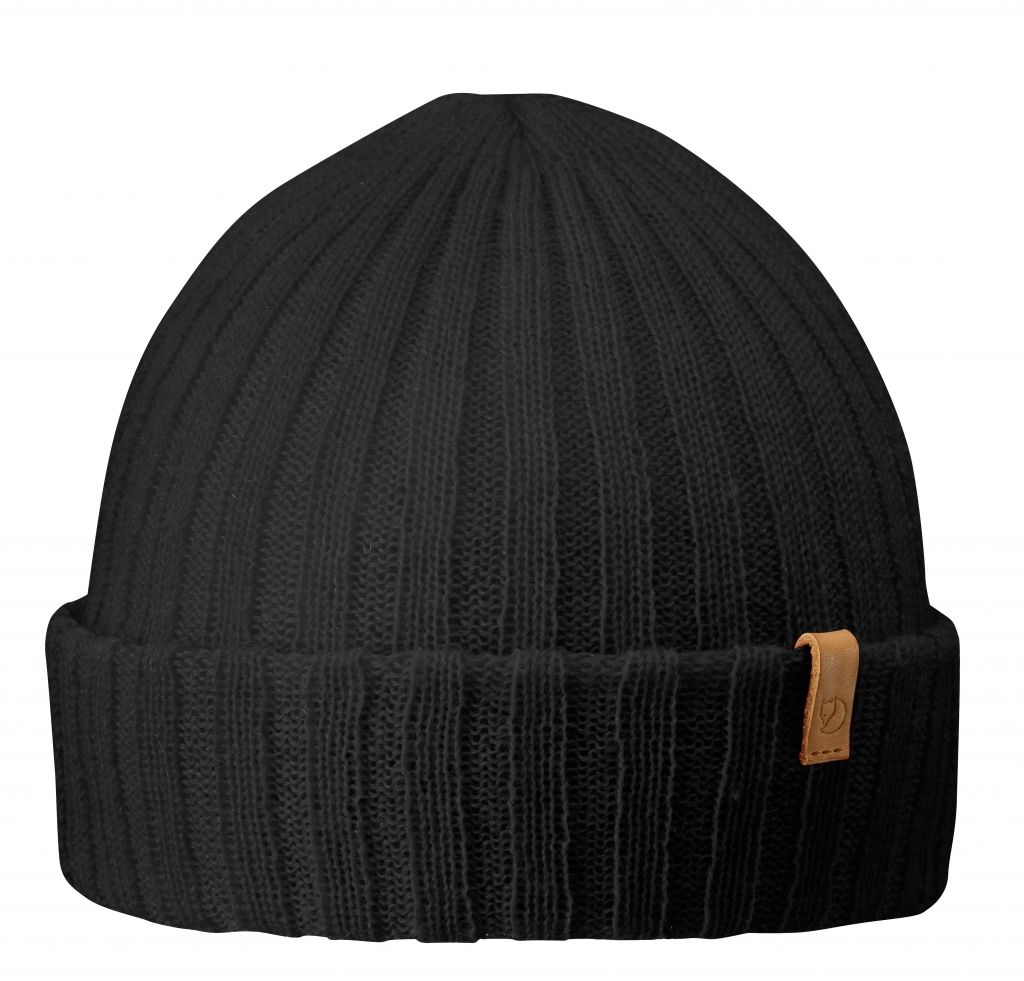 FjallRaven Byron Hat Thin Black-30