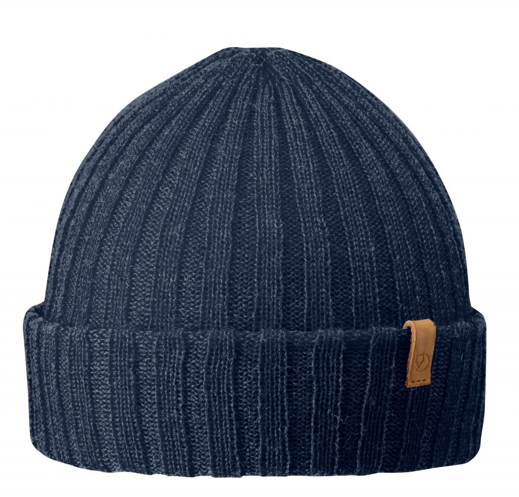 FjallRaven Byron Hat Thin Dark Navy-30