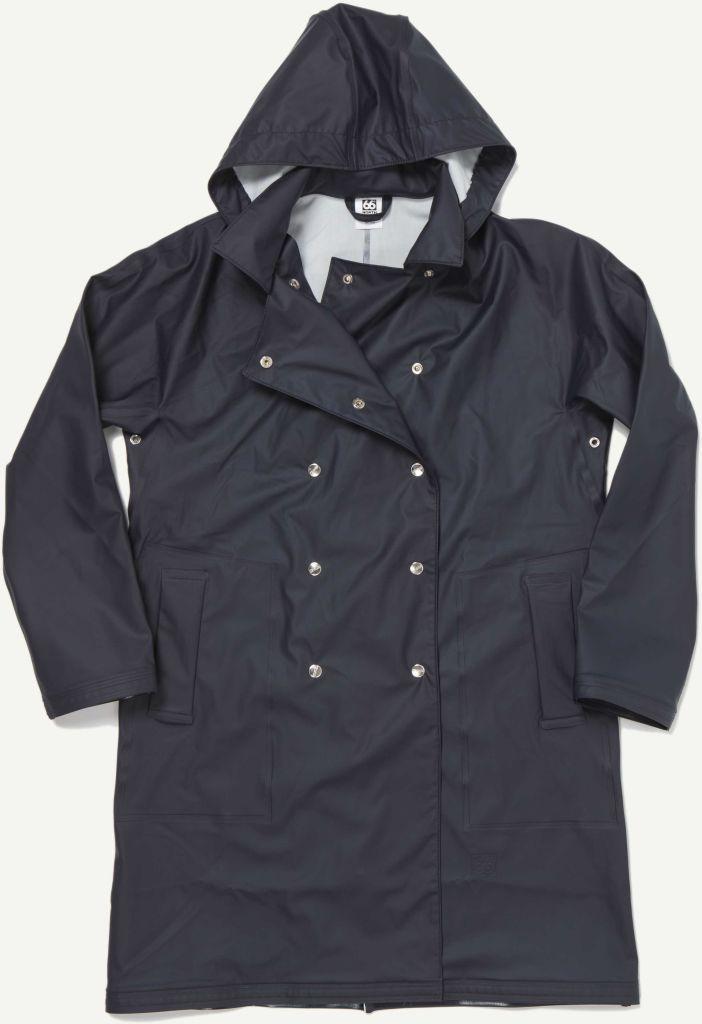 Laugavegur Women´s Raincoat Mystic Blue-30