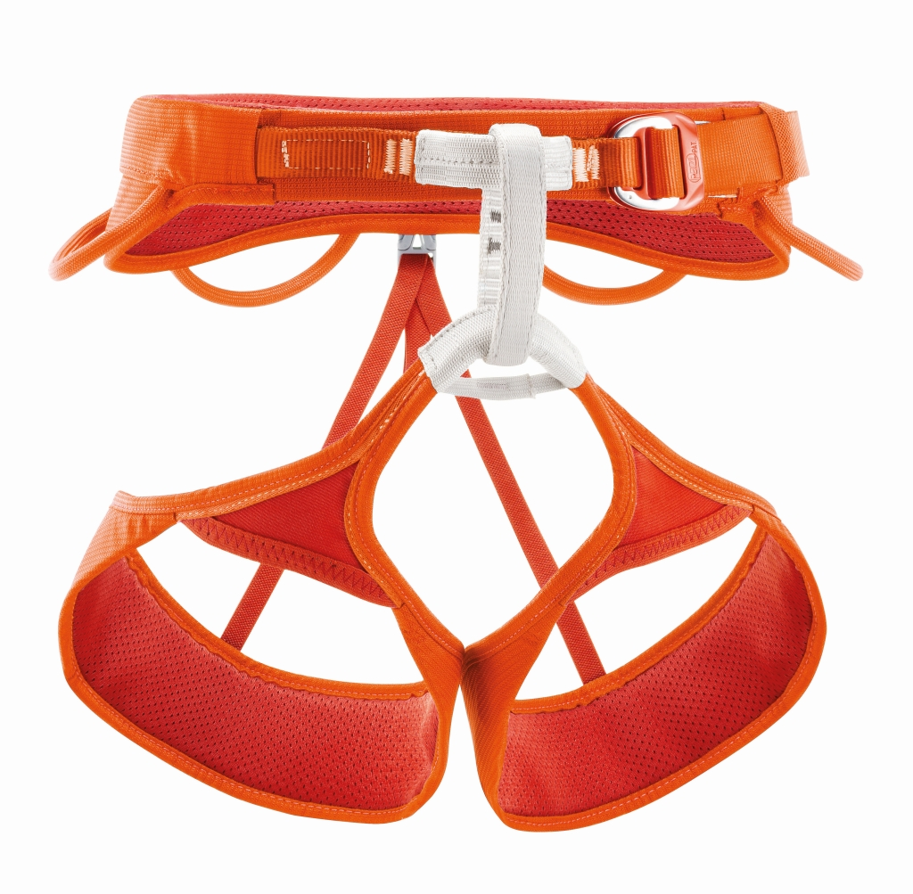 Petzl - Sama Red - Climbing Harnesses - XL