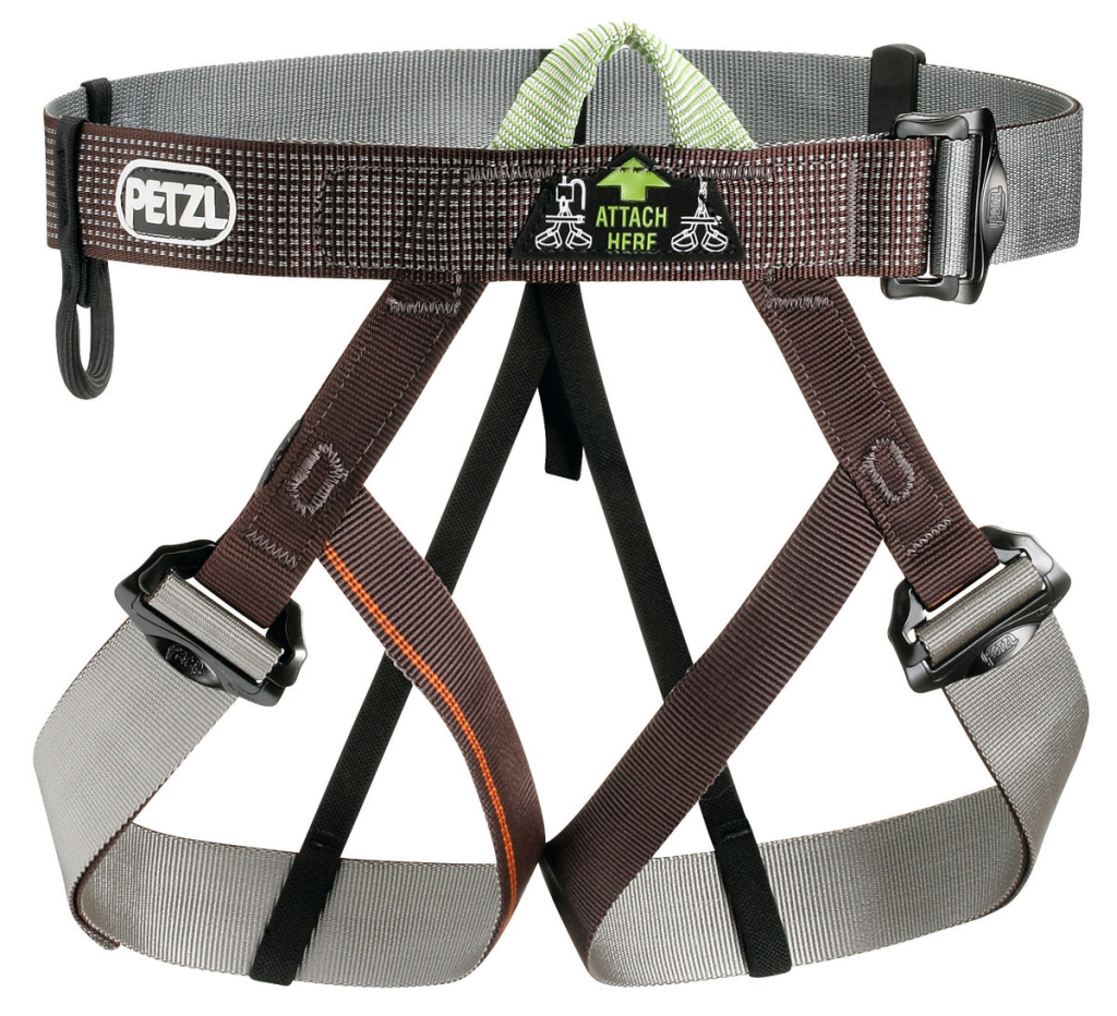 Petzl - Pandion - One Size  - Climbing Harnesses -