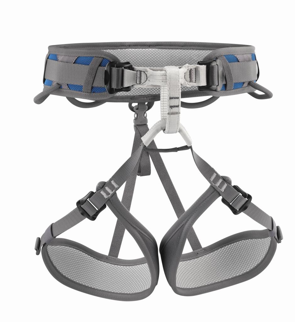 Petzl - Corax Blue - Climbing Harnesses - 2 (M-XL)