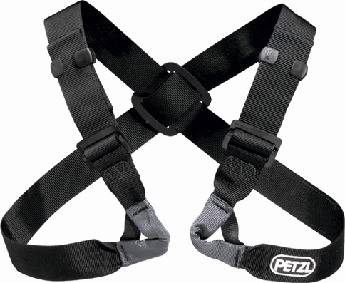 Petzl - Voltige - One Size (XS-XL)  - Climbing Harnesses -