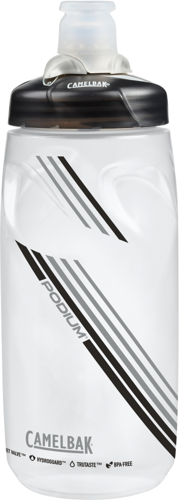 CamelBak Podium 21 Oz Clear Carbon-30