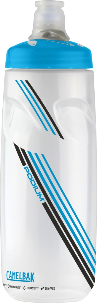 Podium 24 Oz Clear Blue-30