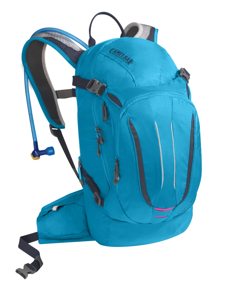 CamelBak L.U.X.E. Nv 100 Oz Atomic Blue/Black Iris Intl-30