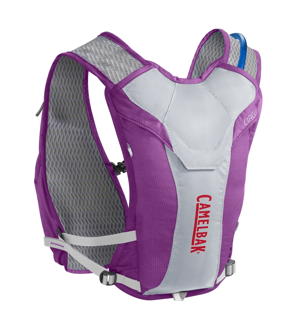 CamelBak Circuit 50 Oz Purple Cactus Flower/Flame Scarlet Intl-30