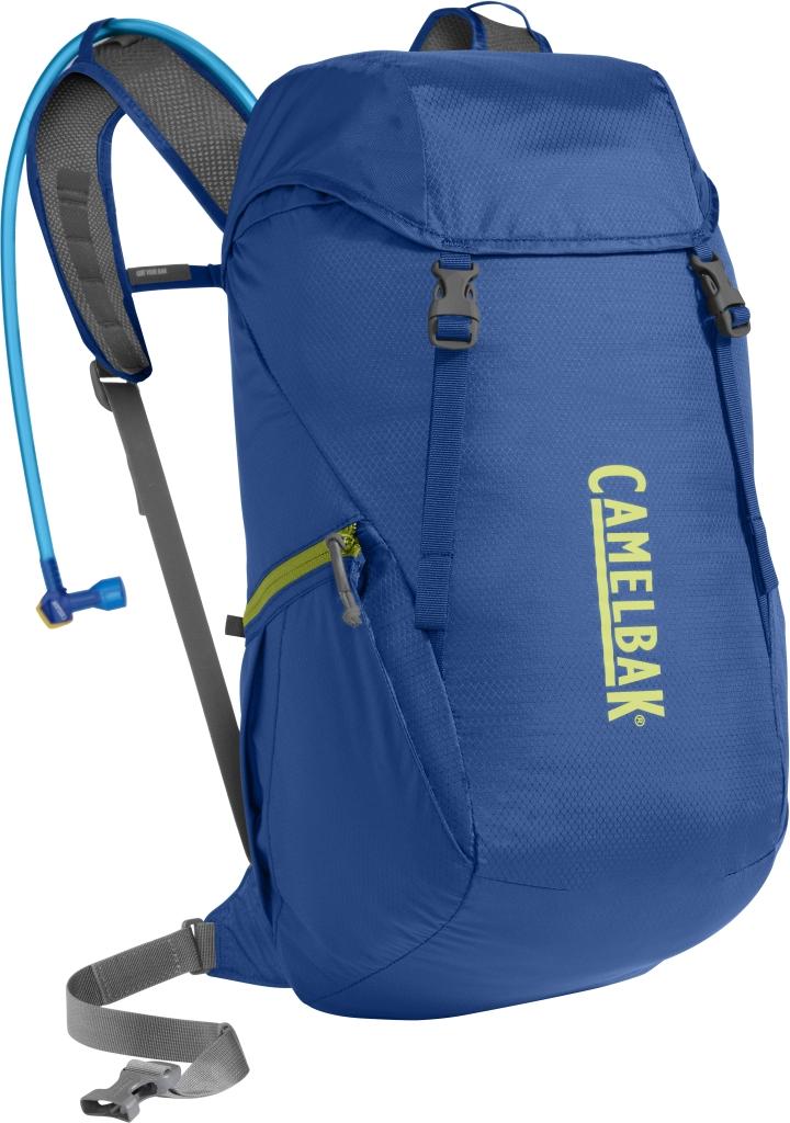 CamelBak Arete 22 70 Oz Olympian Blue/Green Oasis Intl-30