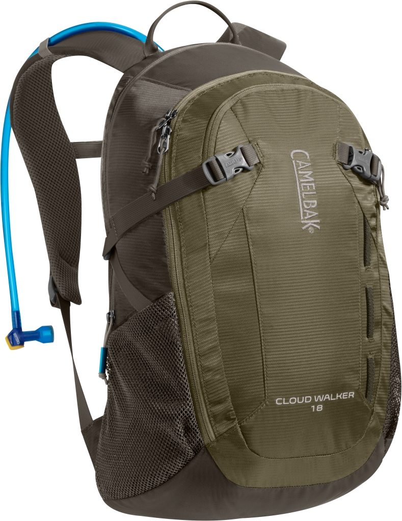 CamelBak Cloud Walker 18 70 Oz Dusky Green/Black Olive Intl-30