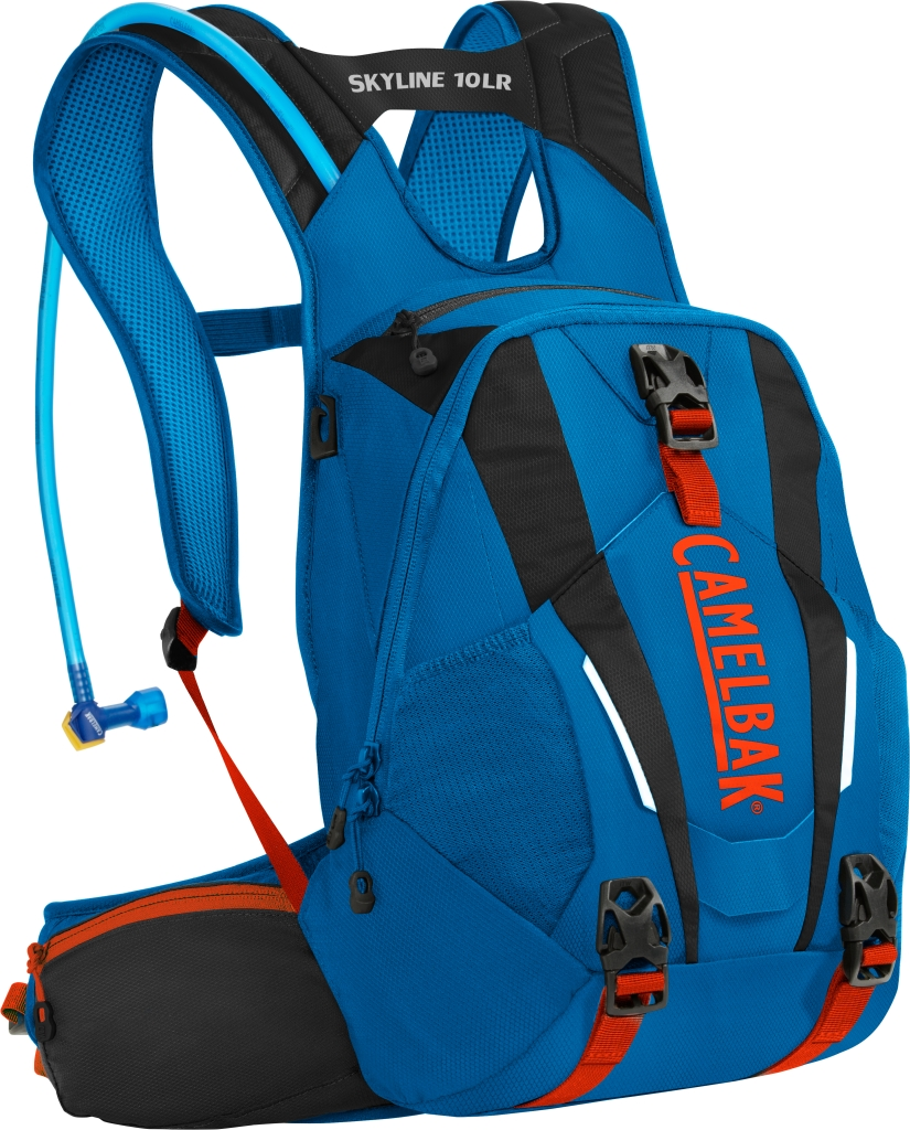 CamelBak Skyline 10 Lr 100 Oz Imperial Blue/Black Intl-30
