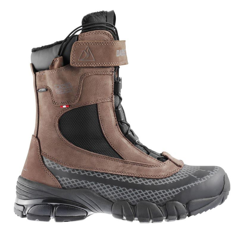 Dachstein Canada LS Tex Brown-30