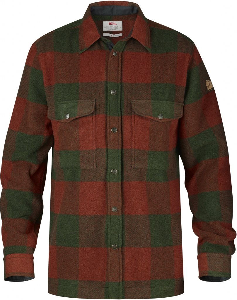 FjallRaven Canada Shirt Autumn Leaf-30