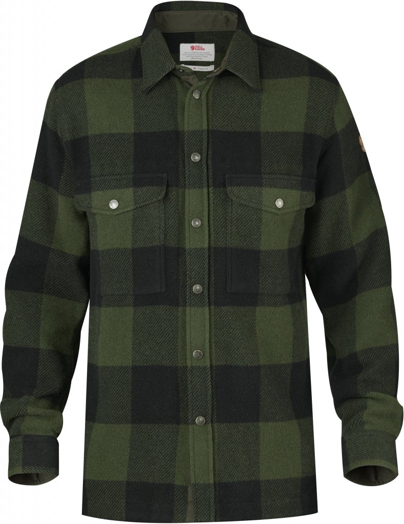 FjallRaven Canada Shirt Tarmac-30