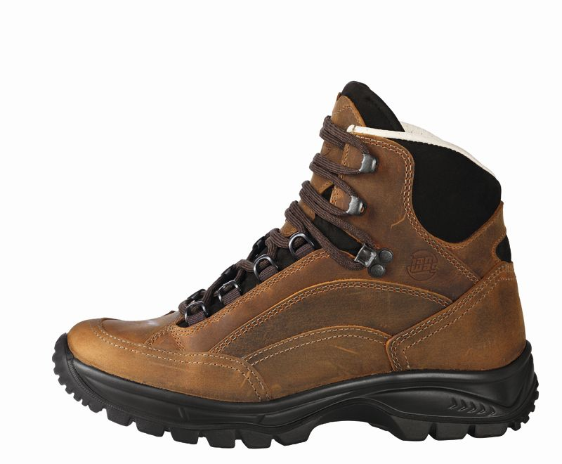 Hanwag Canyon Lady II Hazelnut-30