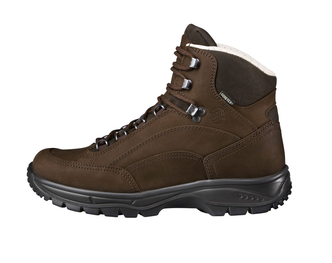 Hanwag Canyon Wide Lady GTX Brown-30