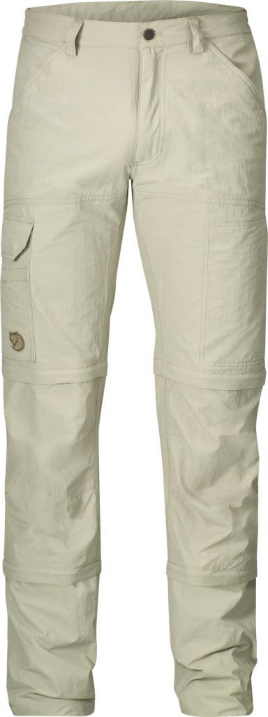 FjallRaven Cape Point MT 3-stage Trousers Light Beige-30