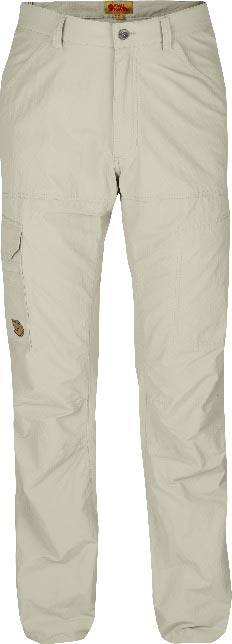 FjallRaven Cape Point MT Trousers Light Beige-30