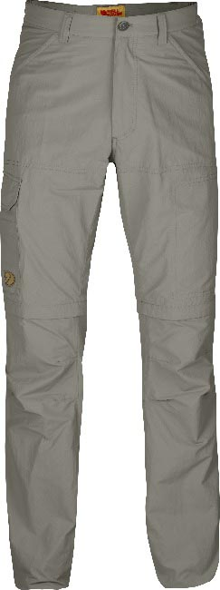 FjallRaven Cape Point MT Zip-Off Trousers Fog-30