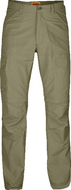 FjallRaven Cape Point MT Zip-Off Trousers Light Khaki-30