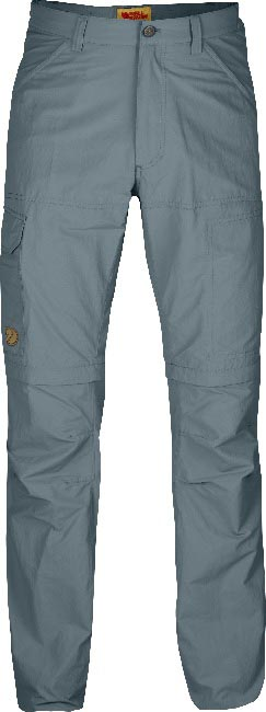 FjallRaven Cape Point MT Zip-Off Trousers Steel Blue-30