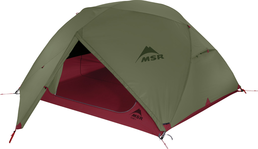 MSR Elixir 3 Tent (footprint included) Green-30