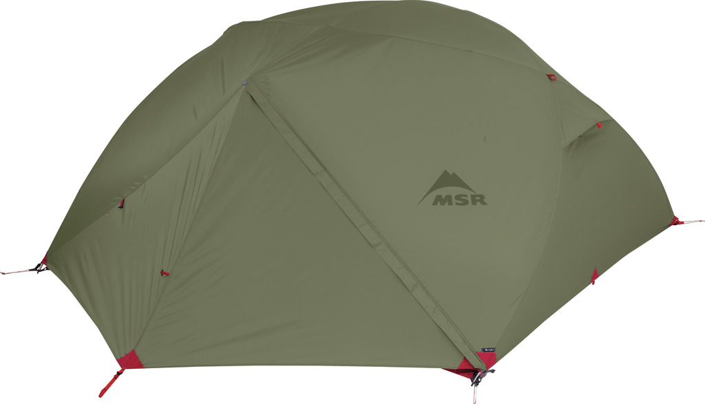 MSR Elixir 4 Tent (footprint included) Green-30
