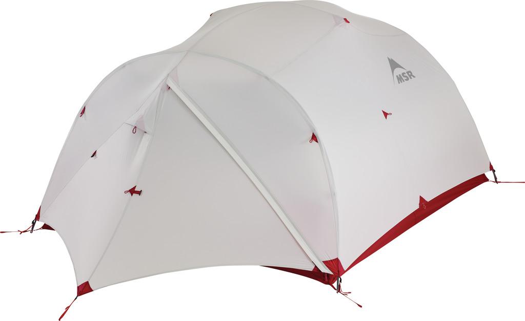 MSR Mutha Hubba NX Tent Grey-30