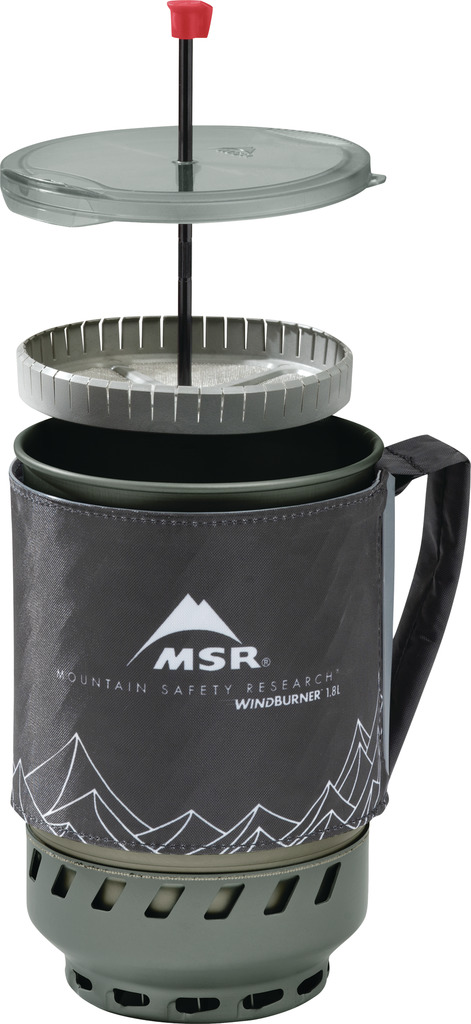 MSR Coffee Press Kit WindBurner 1.8L-30