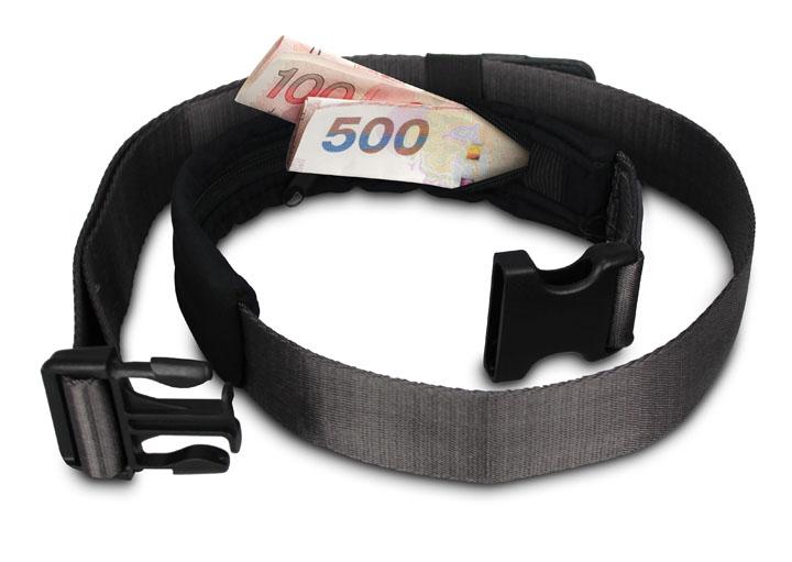 Pacsafe Cashsafe 25 Black-30