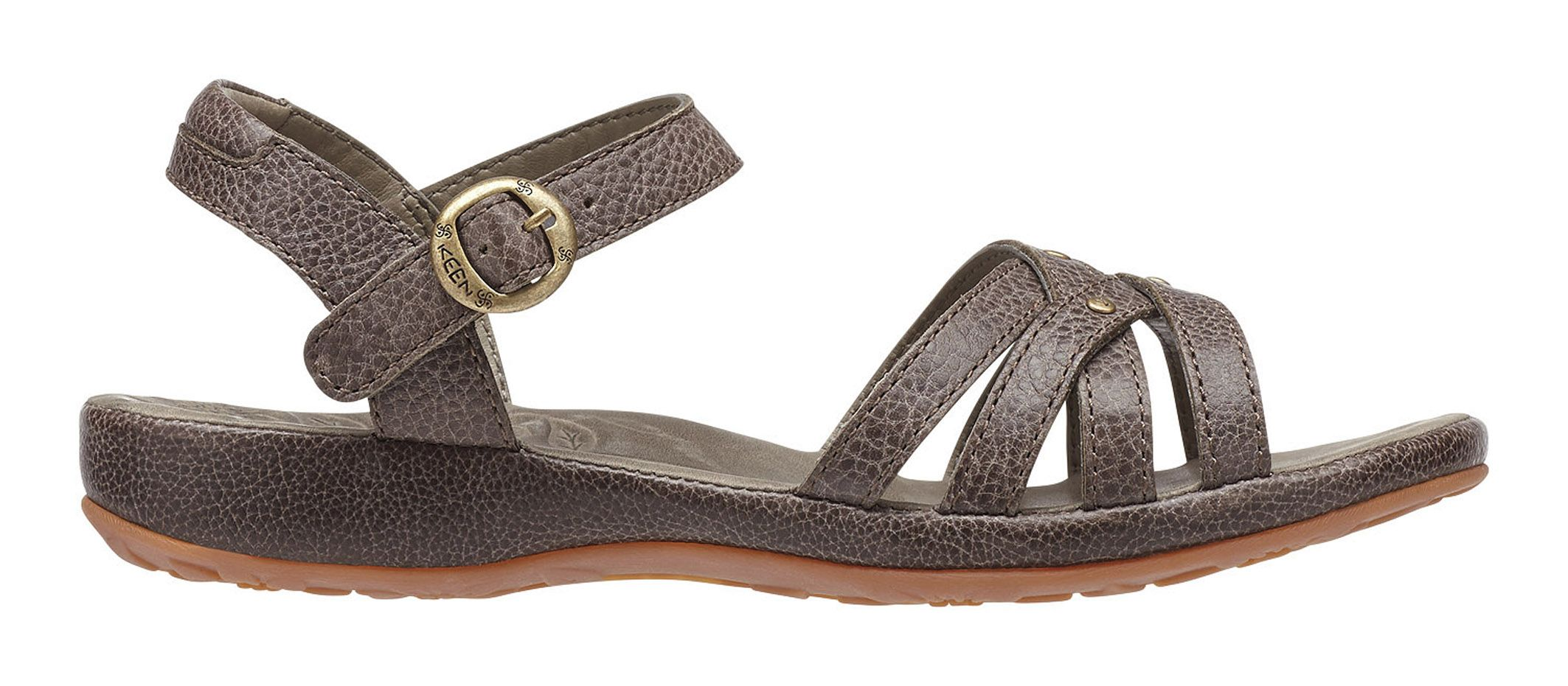 Keen City Of Palms Sandal Cascade Brown-30
