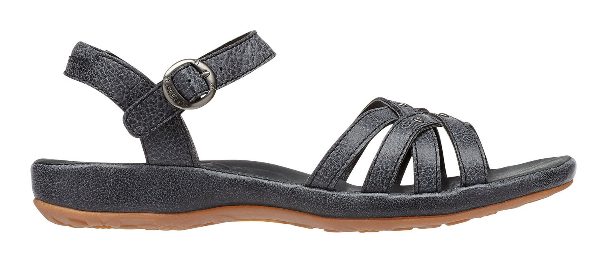 Keen City Of Palms Sandal Solid Black-30