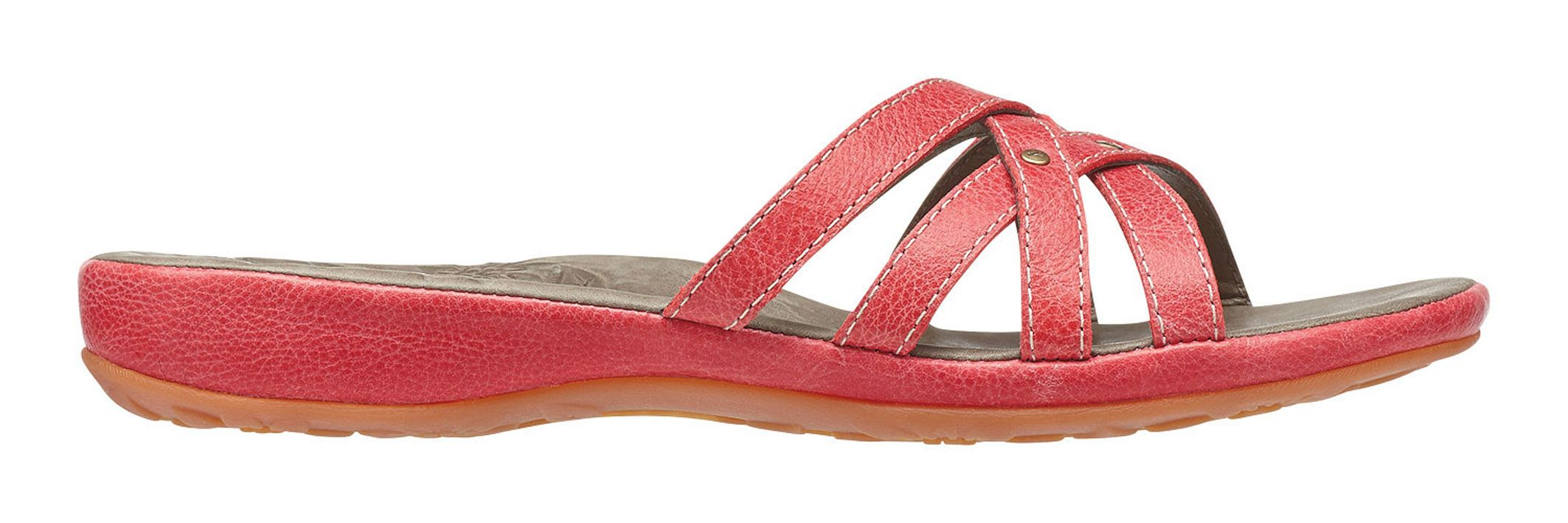 Keen City Of Palms Slide Ribbon Red-30