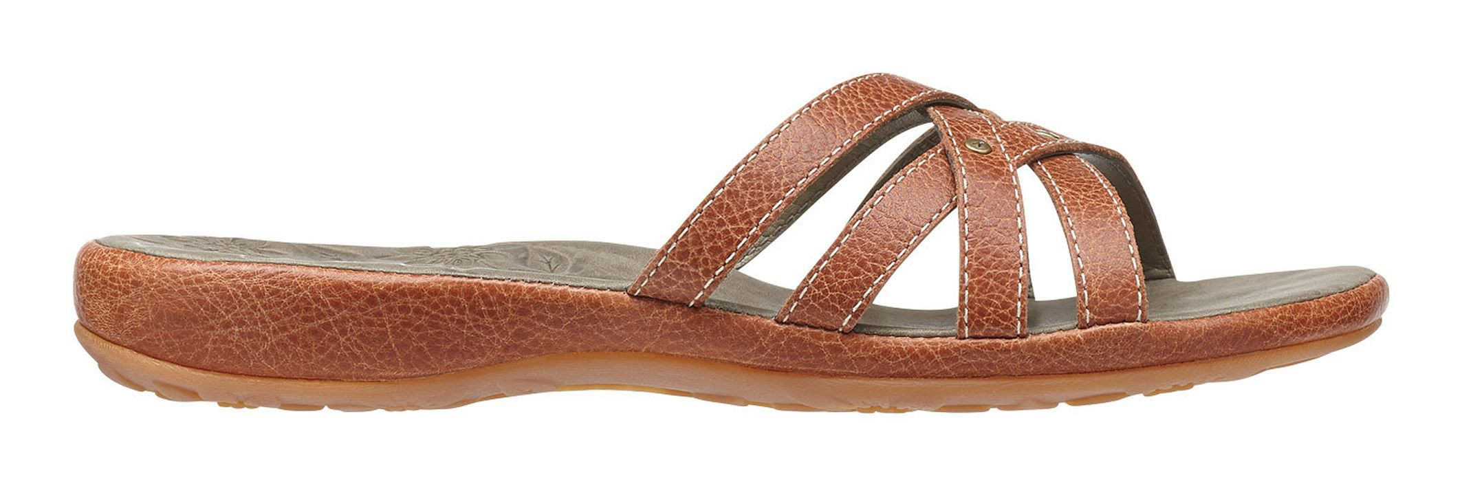 Keen City Of Palms Slide Tortoise Shell-30