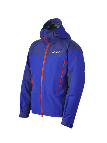Berghaus Men´s Civetta Jacket Intense Blue/Twilight Blue-30