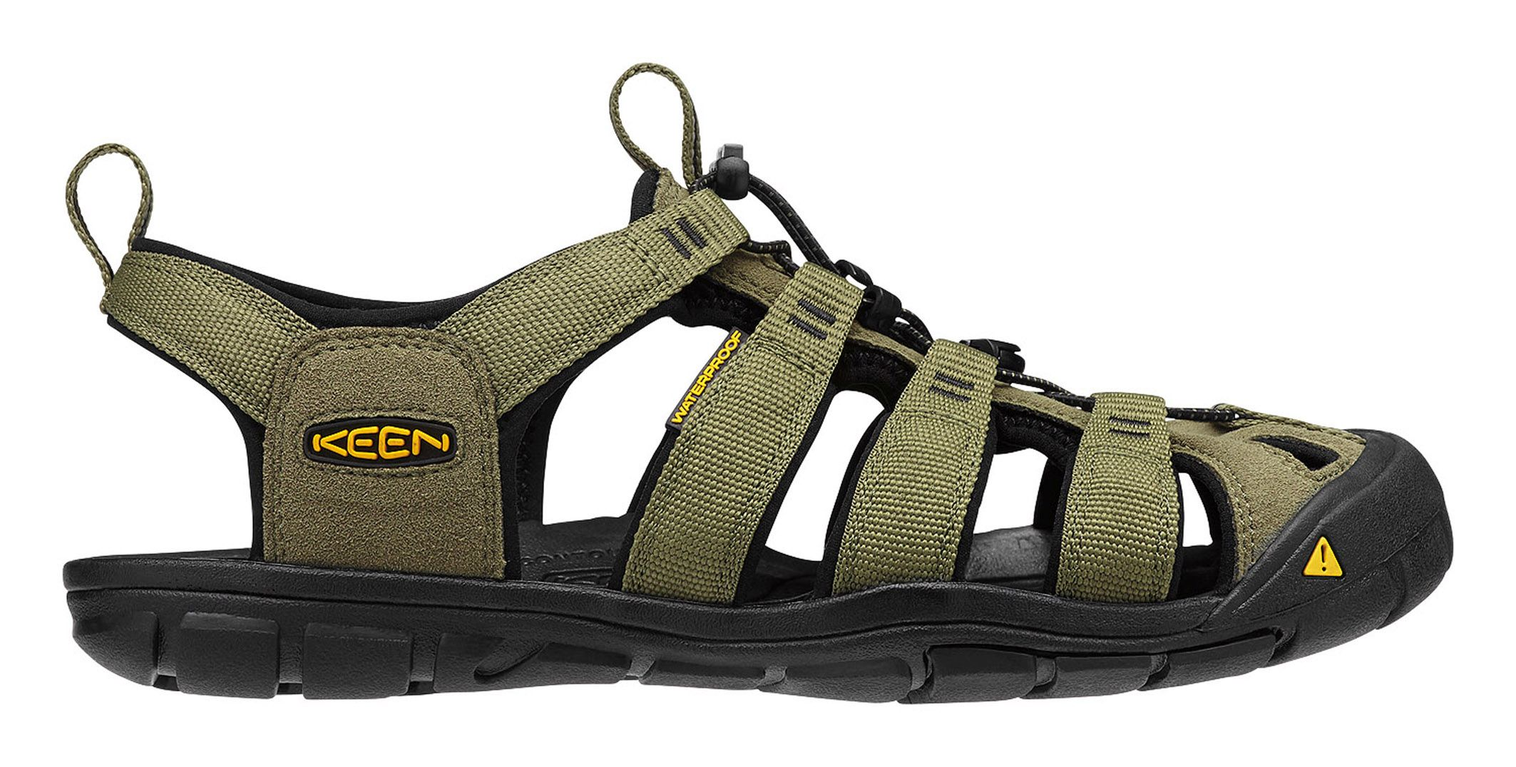 Keen Clearwater CNX Burnt Olive/Black-30