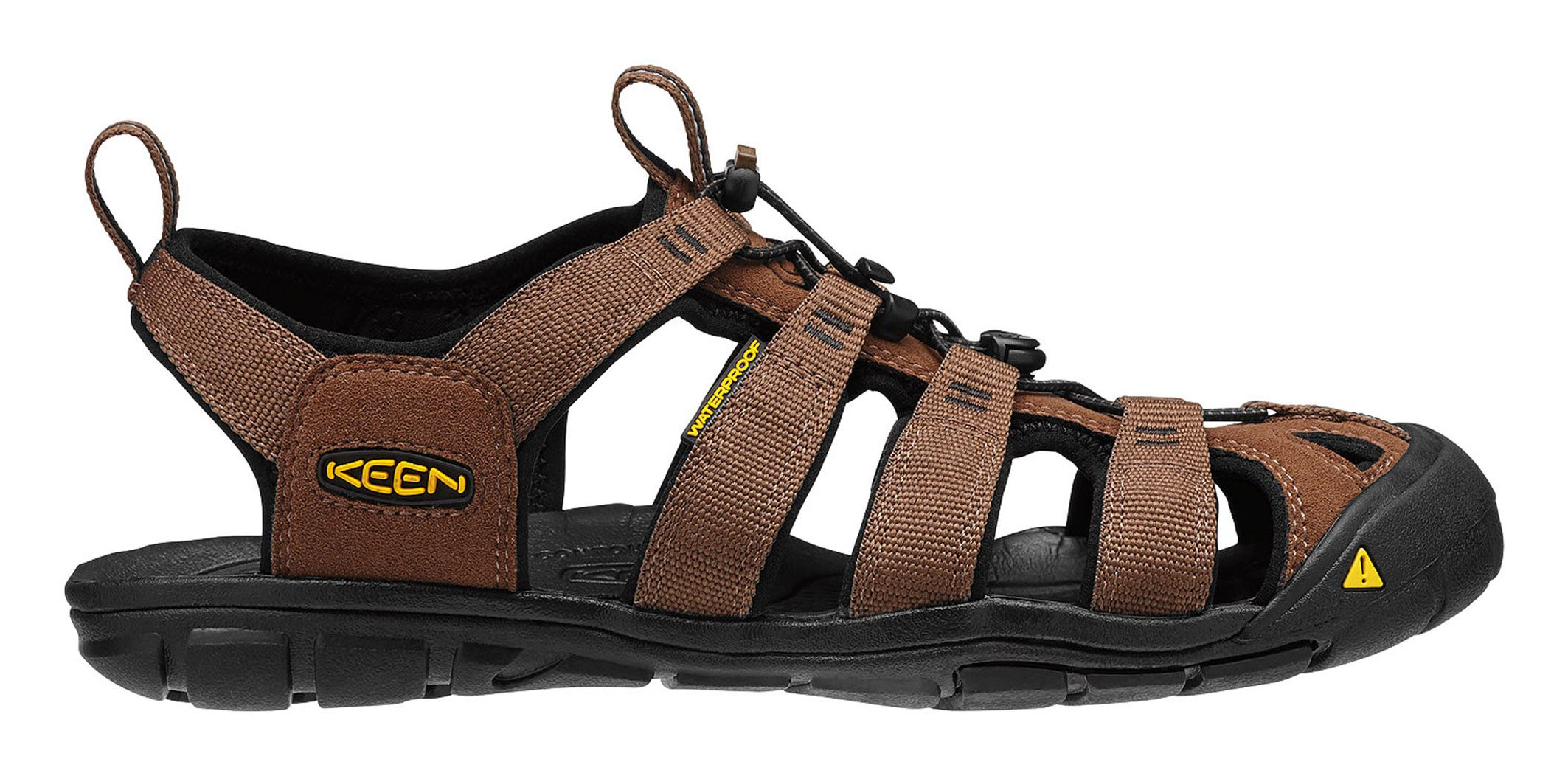 Keen Clearwater CNX Dark Earth/Black-30
