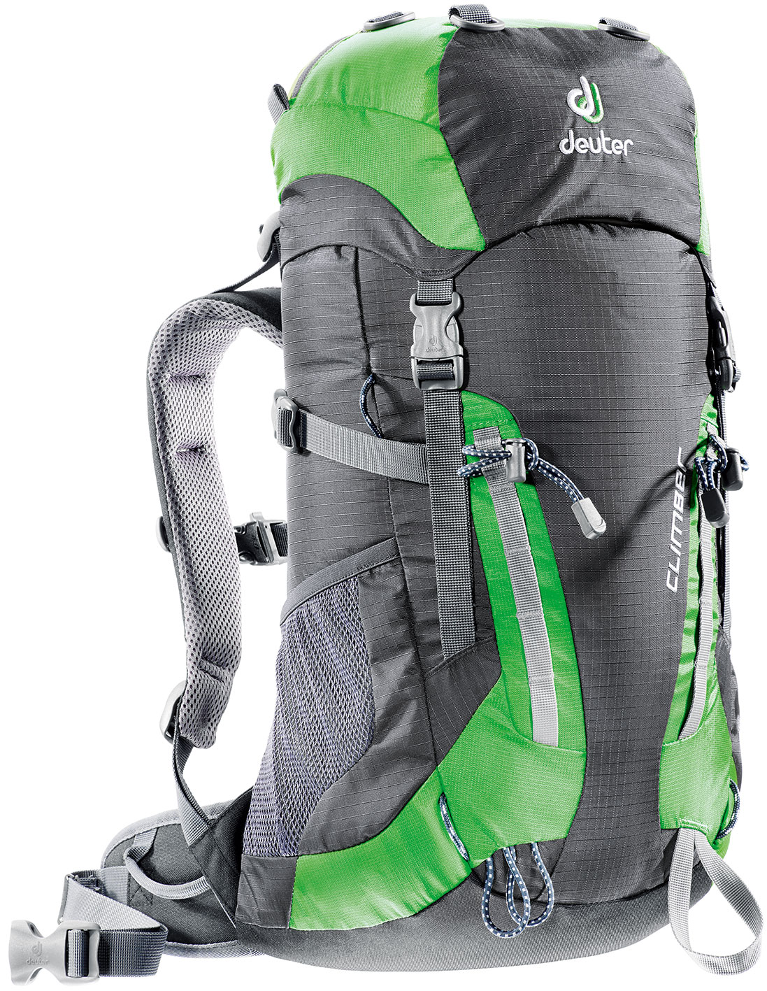 Deuter Climber anthracite-spring-30