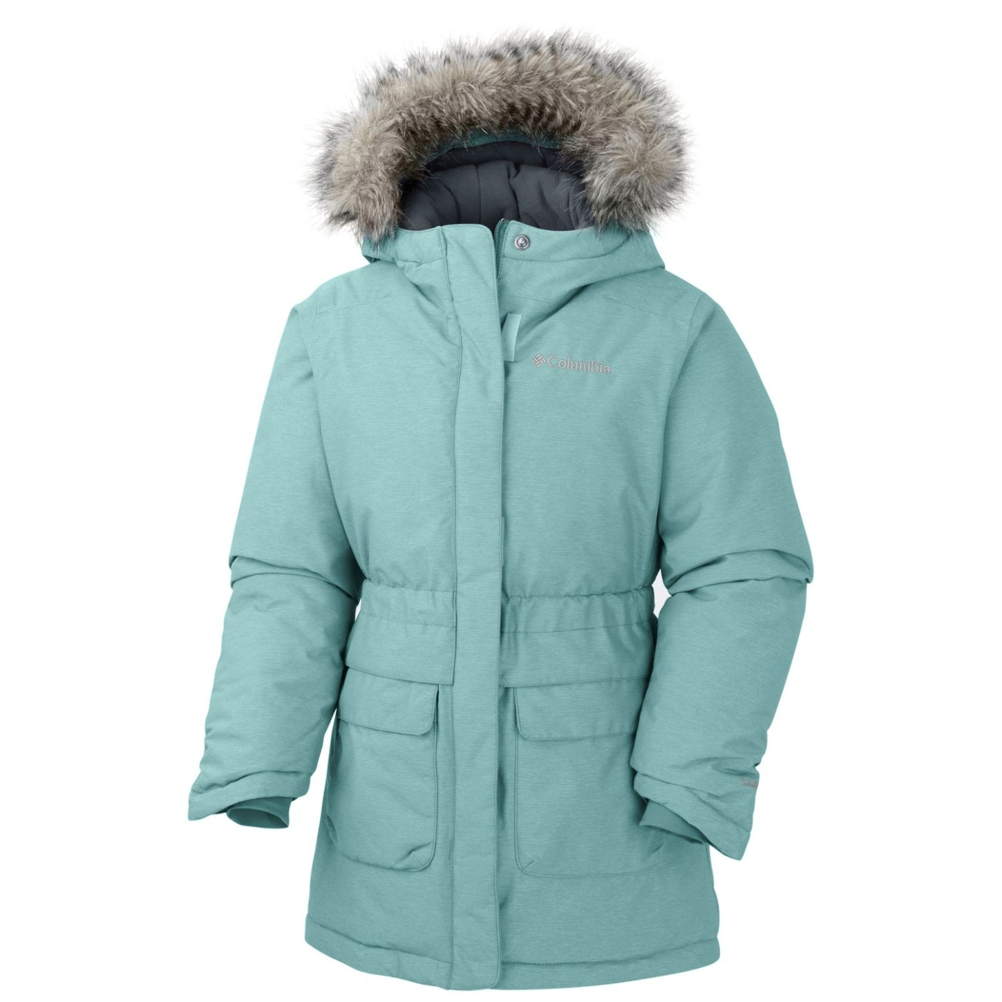 Columbia Girls' Nordic Strider Jacket Spray-30