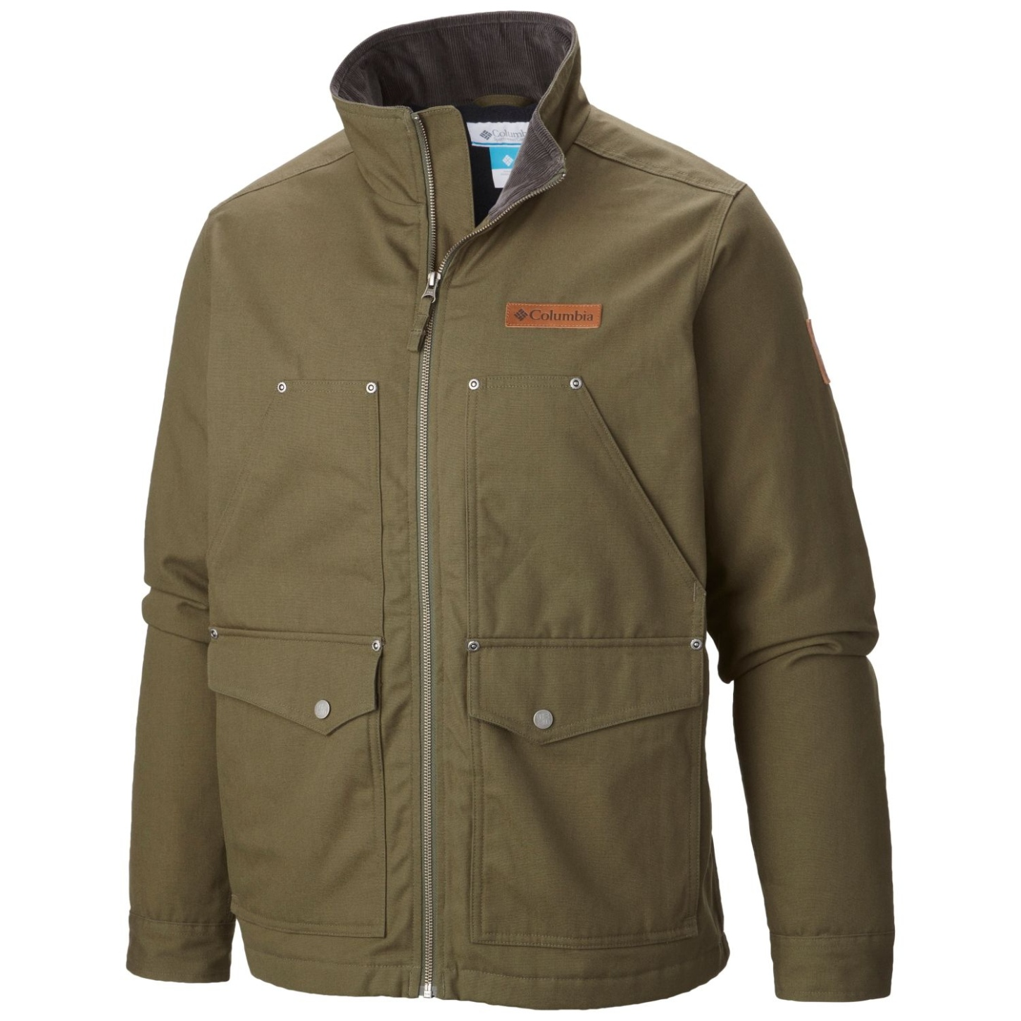 Columbia Men's Loma Vista Jacket Peatmoss-30