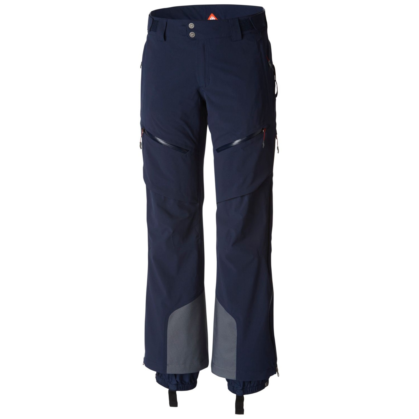 Columbia Men's Jump Off Cargo Ski Trousers Collegiate Navy-30