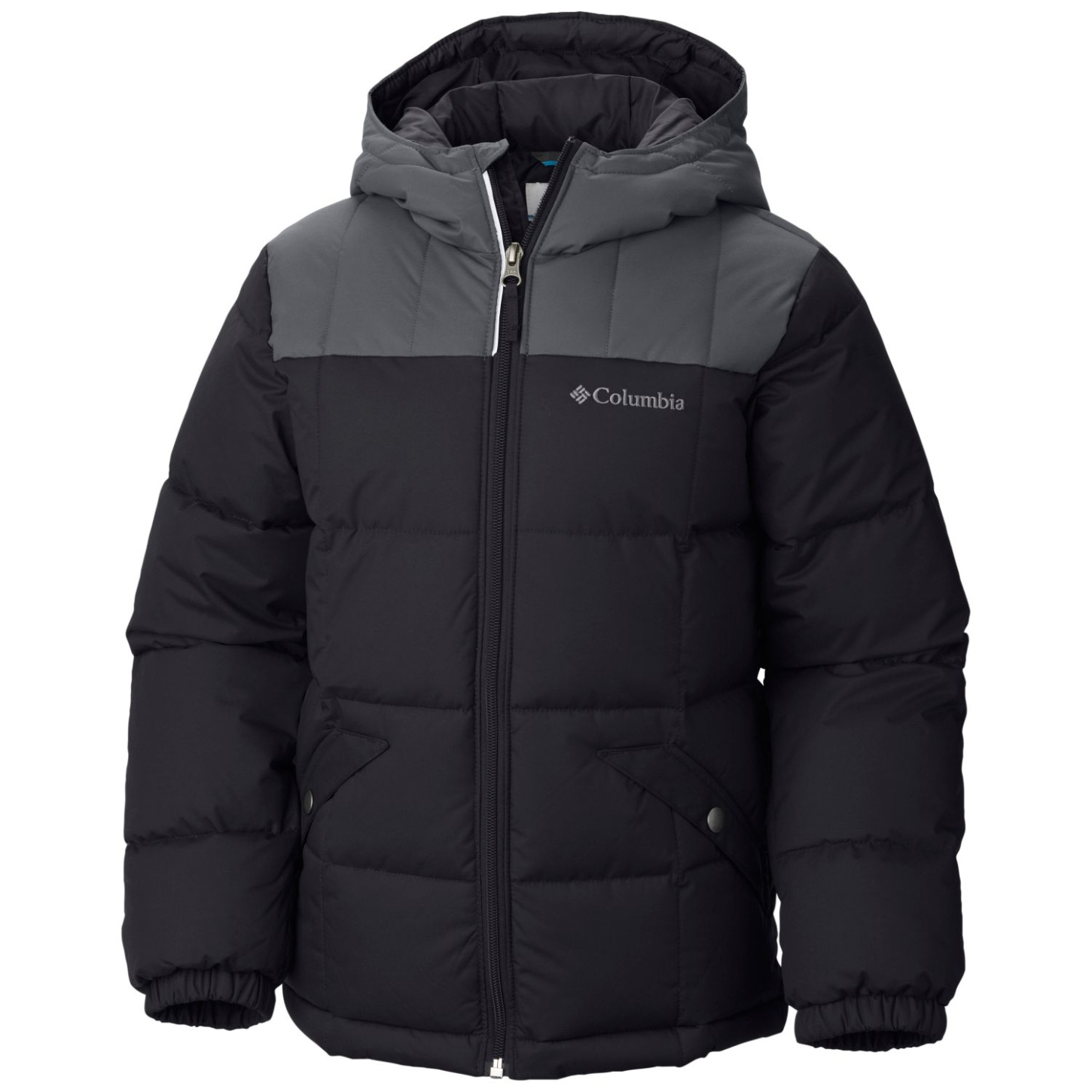 Columbia Boys' Gyroslope Jacket Black-30