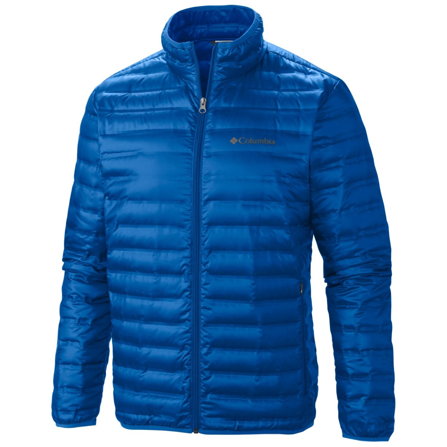 Columbia Men's Flash Forward Down Jacket Super Blue-30