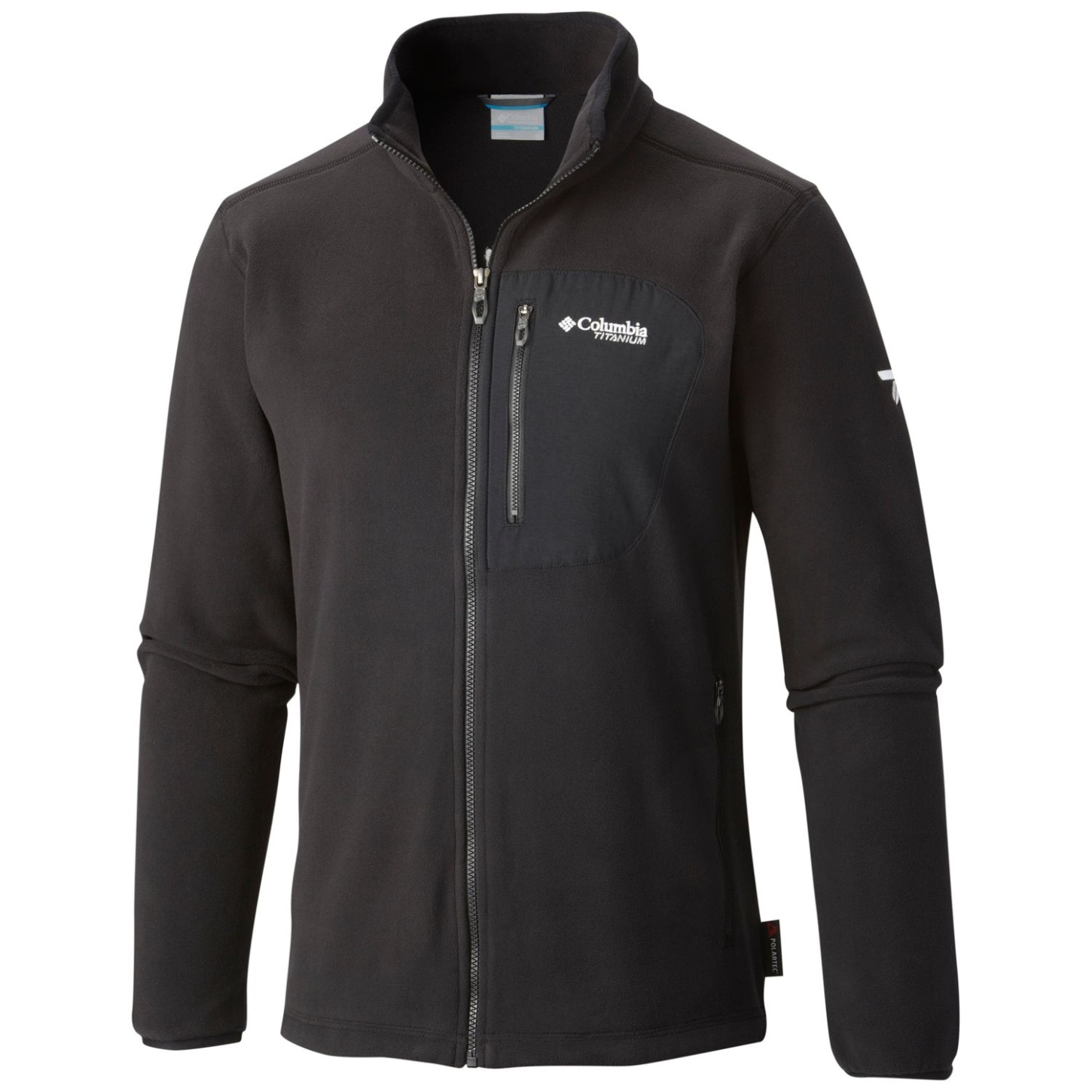 Columbia Men's Titan Pass 2.0 Fleece Jacket Black-30