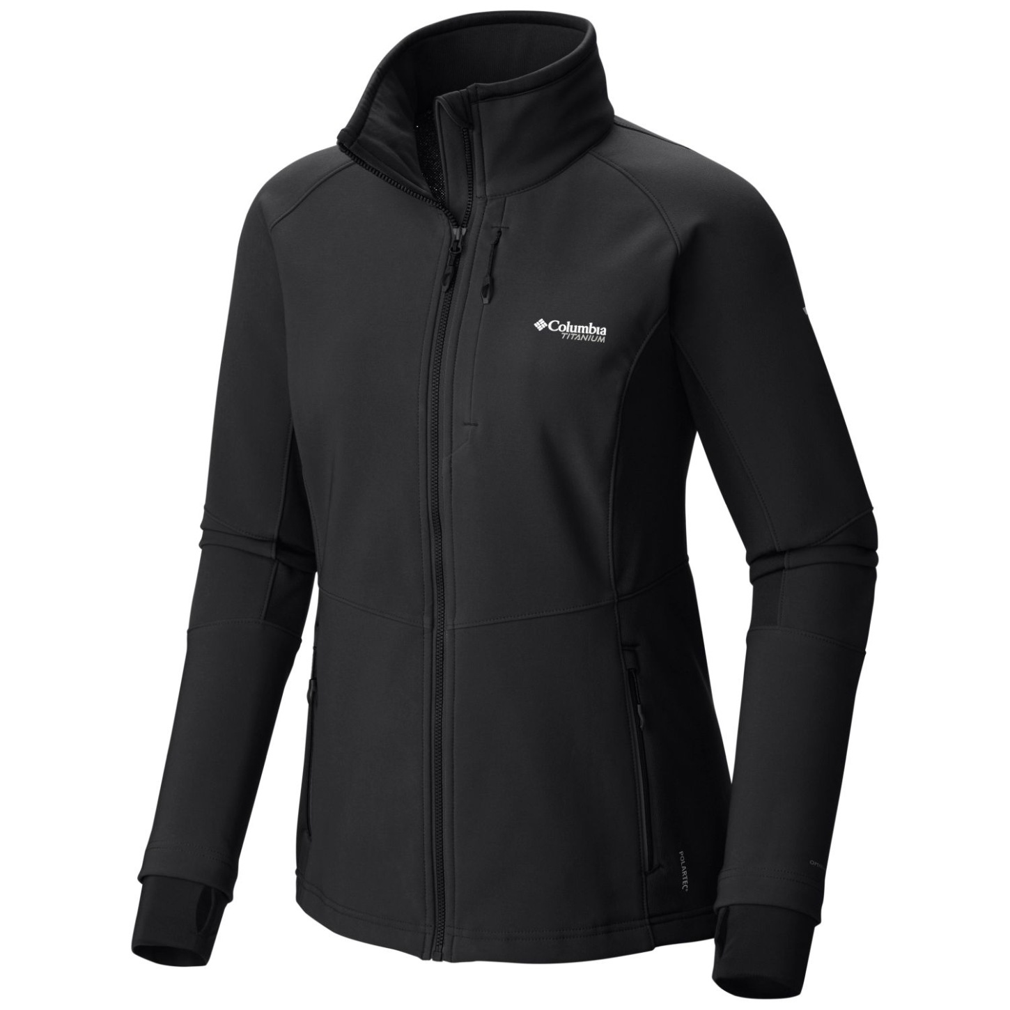Columbia Women's Titan Ridge II Hybrid Black-30