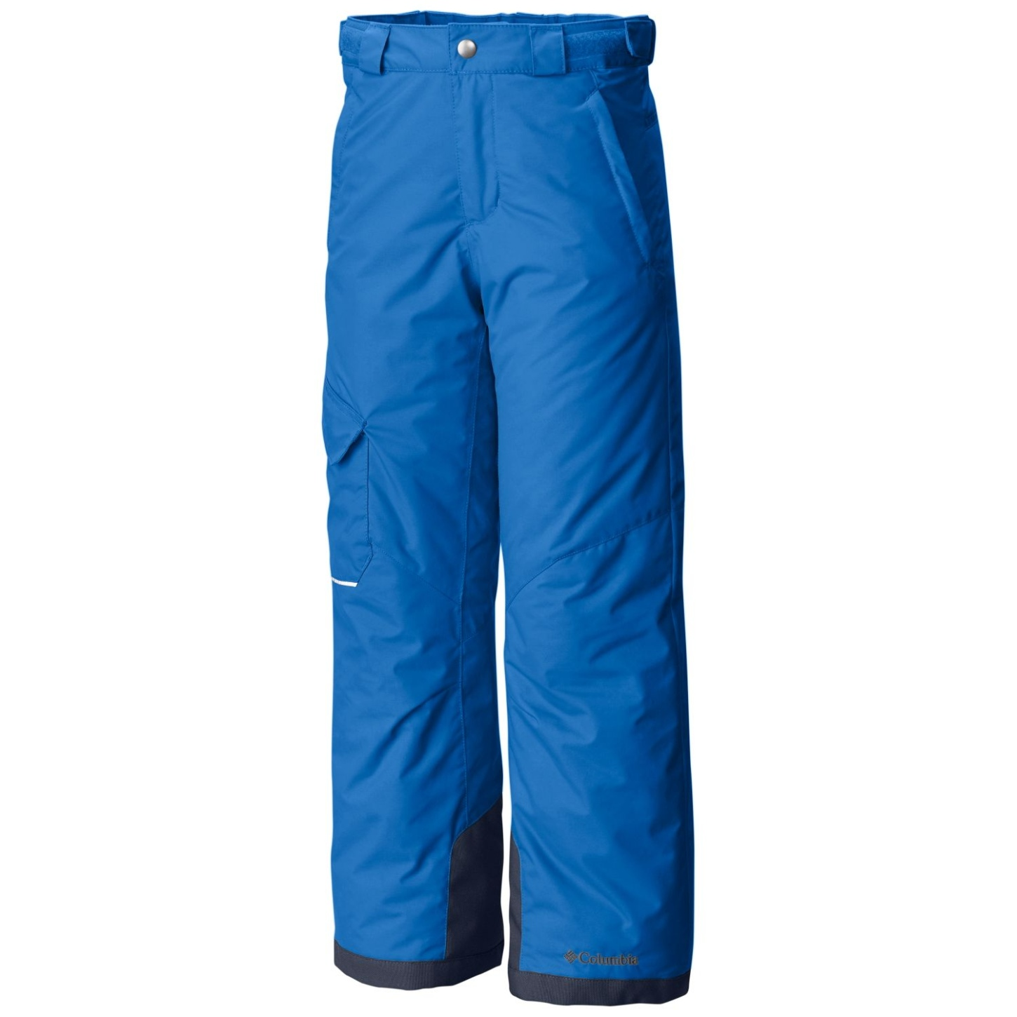 Columbia Boys' Bugaboo Ski Trousers Super Blue, Collegiate Navy-30